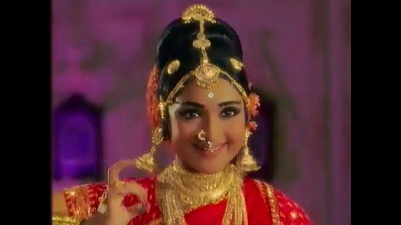 Классические индийские танцы Бхаратнатьям Катхак и Катхакали в исполнении Vyjayanthimala