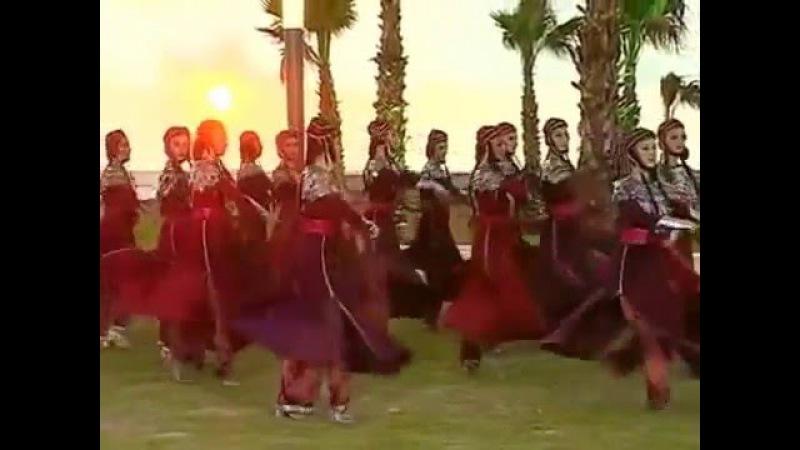 სუხიშვილები ხორუმი სამანი Georgian National Ballet Sukhishvili Khorumi Samani