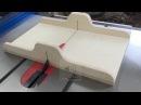 General purpose crosscut sled
