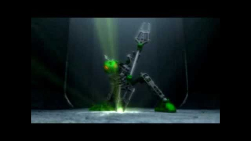 Bionicle: Rahkshi Promo Animation