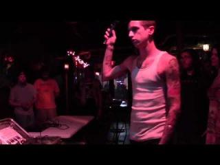Aqua-Eroticum - Live at Leaky Sockets, Chattanooga, TN, 19-06-2015