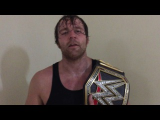 """Dean Ambrose on wrestling in Japan: """"It doesn't get any higher than that."""""""