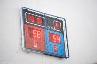27.02.2016. АБЛ. Факел vs АГМУ - 98:55.