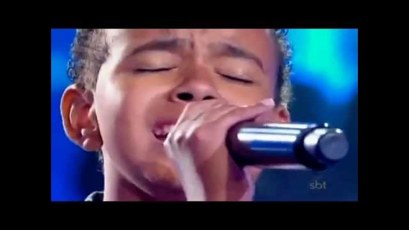Hallelujah - Aleluya (Michael W. Smith) performed by Jotta A. on Brazilian TV