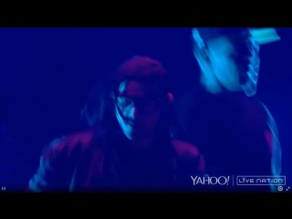 Jack Ü Diplo and Skrillex New Year's Eve LIVE at Madison Square Garden (FULL)