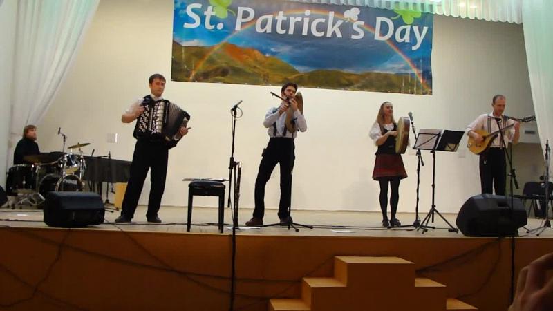 Веселая ирландская песня Скайларк