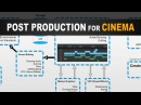 Stages of Post Production for Cinema
