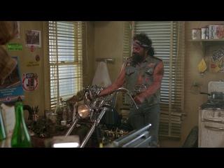 Укуренные 2(1980) отрывок hell on wheels
