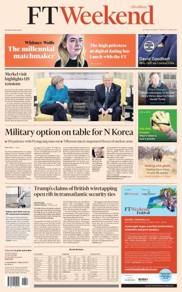 Financial Times USA 18 March 2017 FreeMags