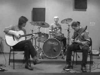 Ilya Truhanov Trio. Moroz Red Nouse.