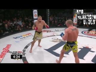 Paul Bradley vs. Chris Honeycutt / Пол Брэдли - Крис Ханикатт