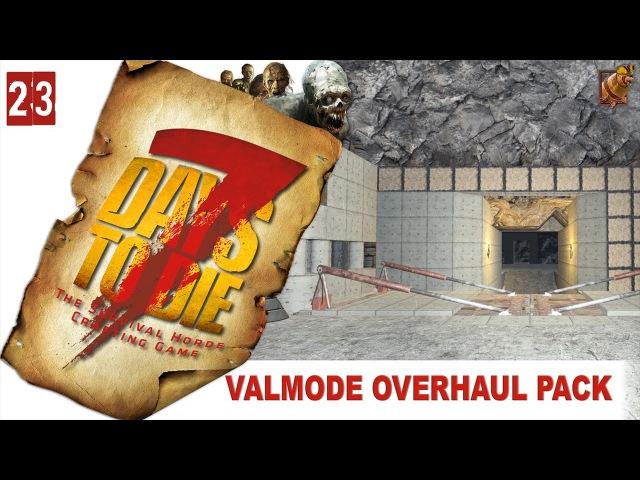 7 Days to Die (15 alpha) Valmod ► [23] Боковые оборонительные укрепления.