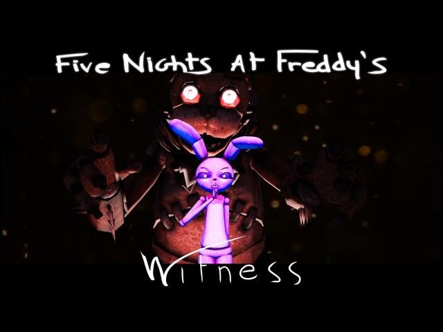 FNAF Witness Gameplay Animation ORIGINAL