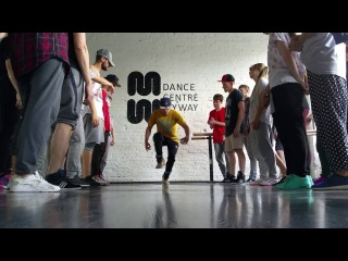 Spitfire aka Young Maddman | Myway Dance Academy 2016