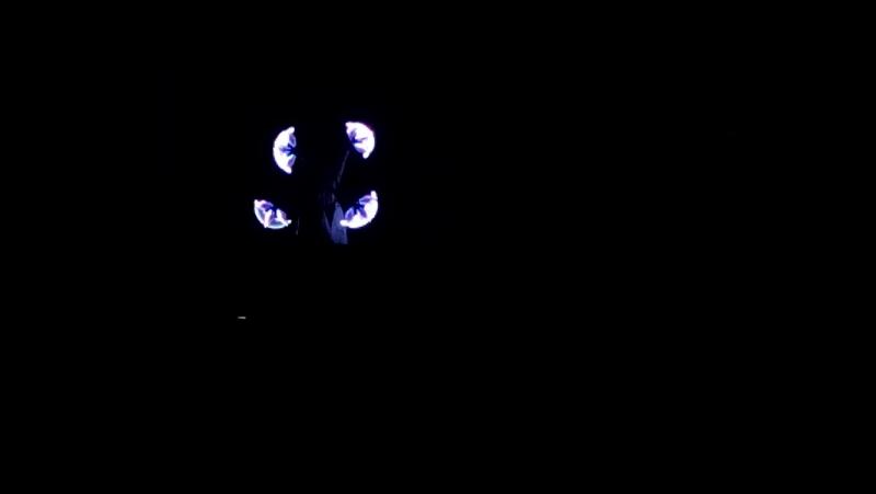 световое шоу на юбилее завода ОЭВРЗ - 190 лет » Freewka.com - Смотреть онлайн в хорощем качестве