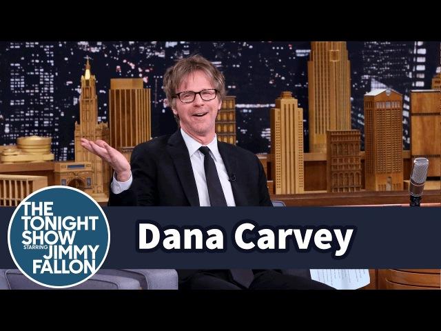 Dana Carvey Debuts His Jimmy Fallon Micro-Impression