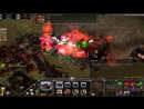 Прохождение Warhammer 40 000 Dawn of War Dark Crusade 1 3 серия Хаос