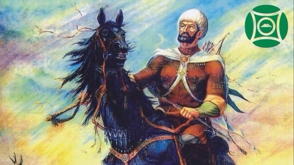 заменил мне карачаевский воин картинка город беломраморных колонн