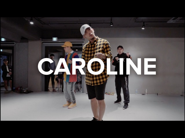 Caroline - Aminé / Ciz X Jason Choreography