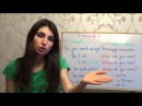 №35 ШИ Урок 5 Типов Вопросов в Английском языке Ирина Шипилова Английский для начинающих