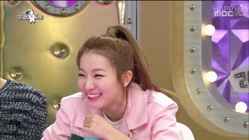 150930 Seulgi (Red Velvet) Cut @ Radio Star Ep. 447 (рус. саб)