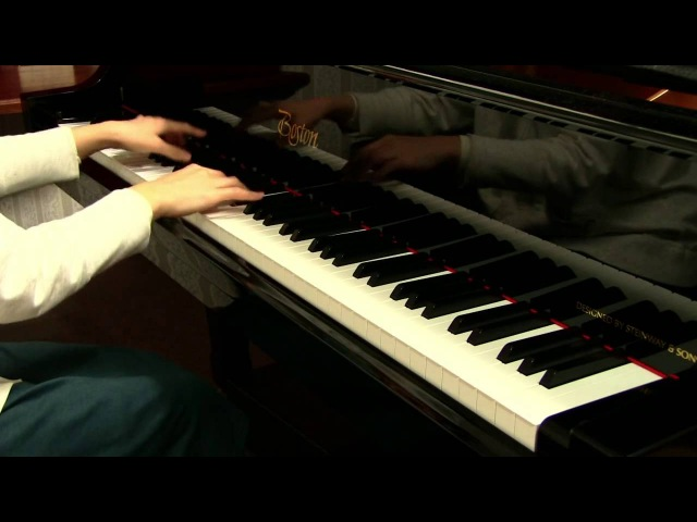 BABYMETAL Ijime Dame Zettai Piano Solo FULL イジメ、ダメ、ゼッタイ ピアノソロ