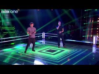 Bill Downs Vs Max Milner- 'Beggin'' - The Voice UK - Battles 1 - BBC One