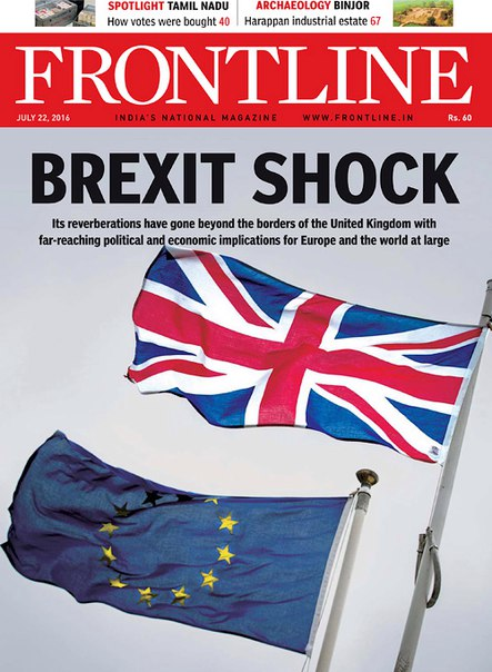 Frontline - July 22  2016