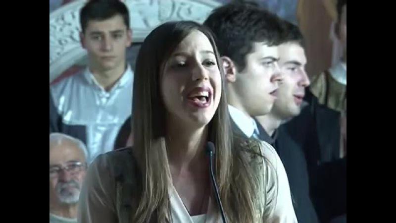 Даница Никић (Danica Nikic) - Расти расти, Чије је оно девојче
