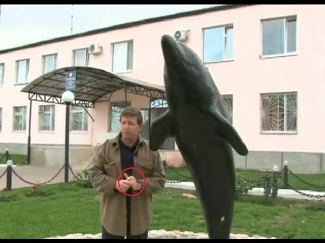 Чёрный Дельфин Кладбище для Уголовников.Док. Фильм