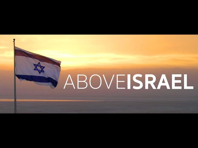 Israel from above Travel the Holy Land by Drone 4K