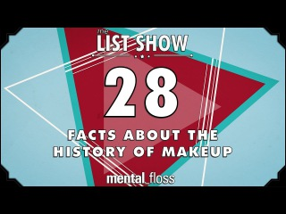 28 Facts about the History of Makeup