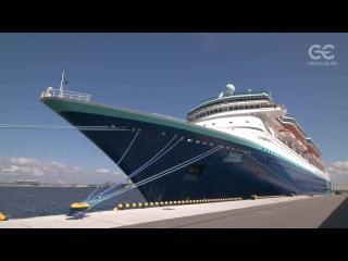 Обзор лайнера Pullmantur Monarch 4* - подробный репортаж с корабля от