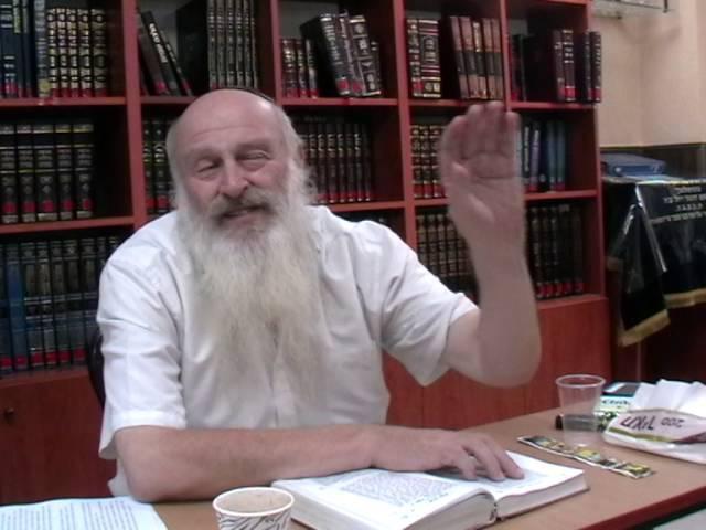 Рав Даниэль Булочник Книга Тания Второе послание 5776