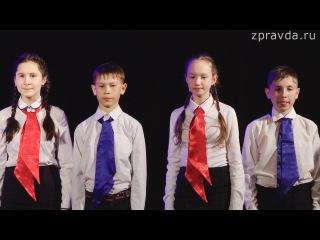Фестиваль хоров Поющий Май  Зеленодольск 8 мая 2017г