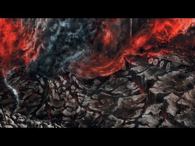 Hellcraft Апофеоз войны Apotheosis Of War feat Adrie Kloosterwaard from SINISTER