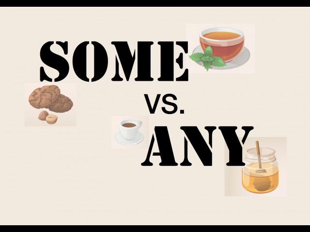 Confusing English Some vs. Any (Differenza tra SOME e ANY - Adatto per esami Cambridge)