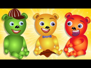 Mega Gummy bear having fun zumba dance prank finger family rhymes for kids | ice cream toys