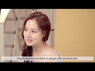 SNP  Интервью Мун Чхэ Вон 2 для рекламы косметического бренда SNP _ English ver.