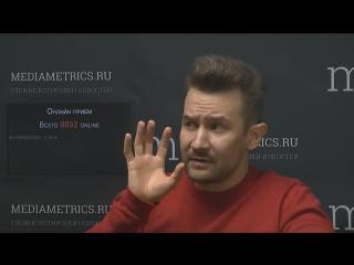 Дмитрий Лубнин о телемедицине на mediametrics