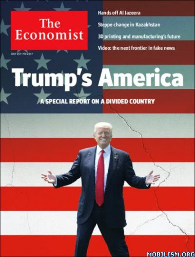 The Economist Europe July 17 2017