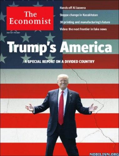 The Economist Europe July 17 2017