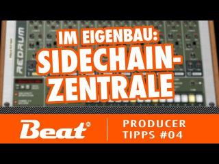 Propellerhead Reason Sidechain Trick mit Redrum   Producer Tipps #04