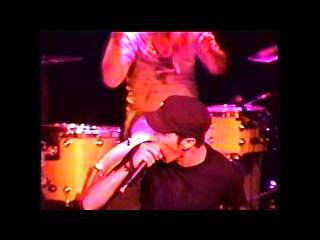 Underoath - Intro/Angel Below (live - 2003 pre-Spencer/Post-Dallas)