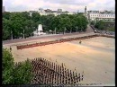 Scots Guards Trooping the Colour 1977 Part 1