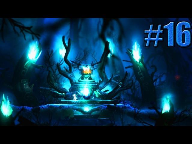 Прохождение Ori and The Blind Forest Печать Гумон 16