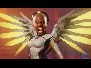 If Terry Crews Voiced the Overwatch Heroes...