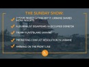 The Sunday Show: Trump Plays Blame Game , Journalist Disappears Farming in DPR, Donbas Dialogue