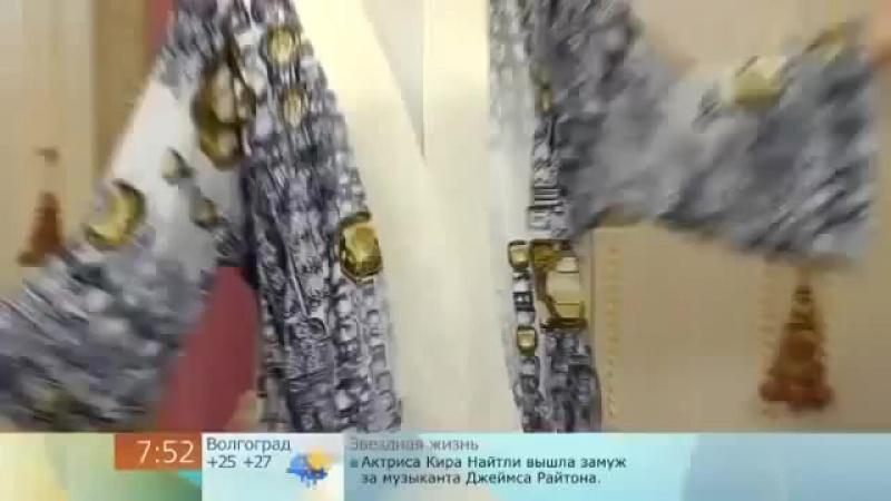 МК по пошиву накидки и майки под неё