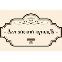Логотип Алтайский КупецЪ. Мёд, Иван-Чай, экопродукты, НН